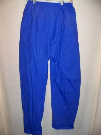 Columbia PVC Rain Pants, Mens Medium