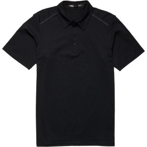 Genus Polo Shirt - Men's Caviar, M - Excellent