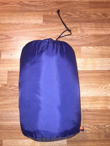 Like NEW - The North Face Dolomite 2S Sleeping Bag (Long/Right)-40F/4C