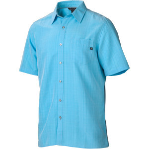 El Dorado Shirt - Short-Sleeve - Men's Crystal Blue, L - Excellent