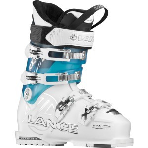 RX 110 LV Ski Boot - Women's White/Aqua, 24.5 - Li