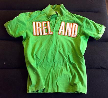 Kappa Men's Ireland T-shirt