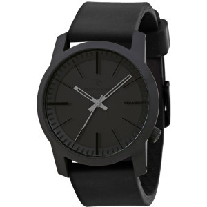 Cambridge Silicone ABS Watch Black, One Size - Excellent