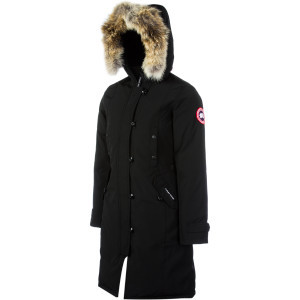 Kensington Down Parka - Women's Black, S - Excellent