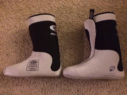 Brand New Intuition Power Wrap Boot Liner 27.5