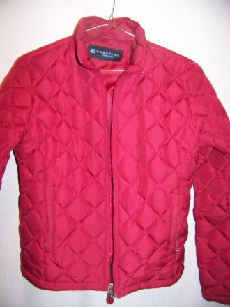 Kenneth Cole Down Puffy Sweater Jacket, Medium