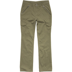 Stretch All Wear Cargo Pant - Women's Fatigue Green, 8 - Excellent