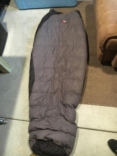Big Agnes Horse Thief 35 Down Sleeping Bag