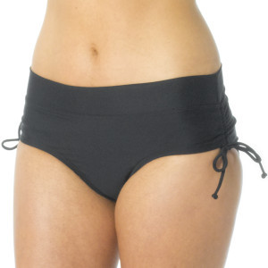 Ailani Bikini Bottom - Women's Black, XS - Excellent