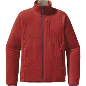 Nano-Air Insulated Jacket - Men's Cochineal Red, S - Fair