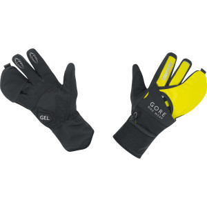 Fusion SO Glove Neon Yellow, XL - Excellent