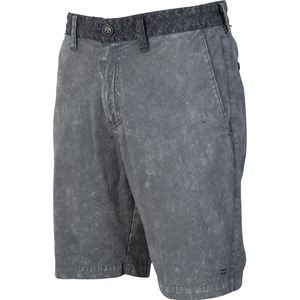 New Order X Acid Hybrid Short - Men's Stealth, 34 - Excellent