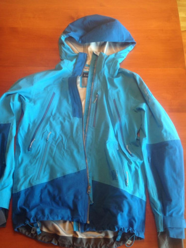 Atomic Ridgeline 3L Jacket Medium Blue