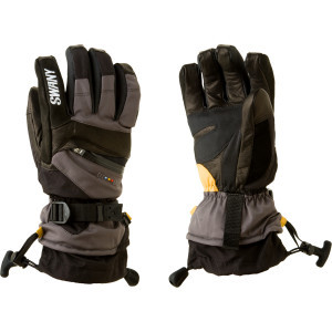 X-Change Glove - Men's Dark Grey/Black, L - Good