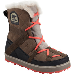 Glacy Explorer Shortie Boot - Women's Pebble, 7.0