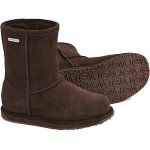 Brumby Lo Boot - Girls' Chocolate, 4.0 - Excellent