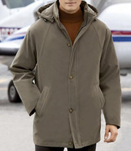 Joseph A Banks Parka with removable Down insert price reduced!