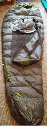 Kelty Trailogic SB 20 Degree Dridown Sleeping Bag (Long)