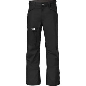 Freedom Insulated Pant - Men's Tnf Black, M/Short - Excellent