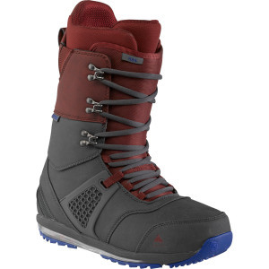 Hail Snowboard Boot - Men's Gray Multi, 9.5 - Good