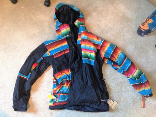 Bonfire Ski Coat - Large